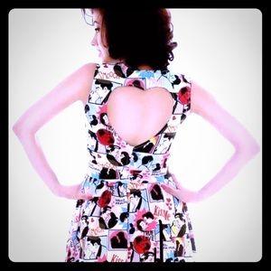 RETROLICIOUS dress very cute